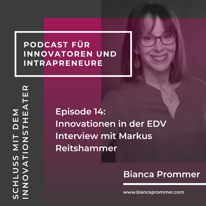 #014: Innovationen in der EDV
