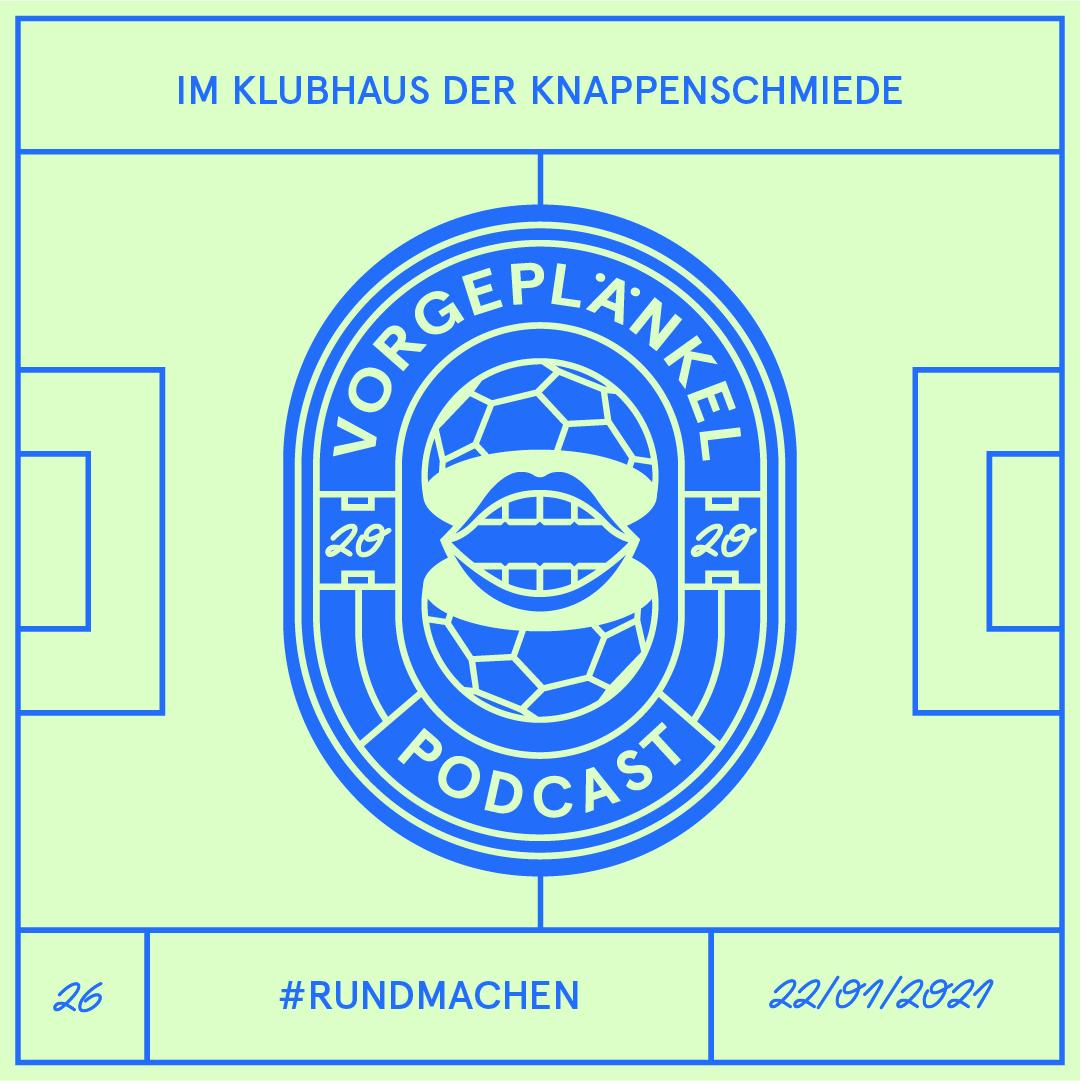 26 - Im Klubhaus Der Knappenschmiede