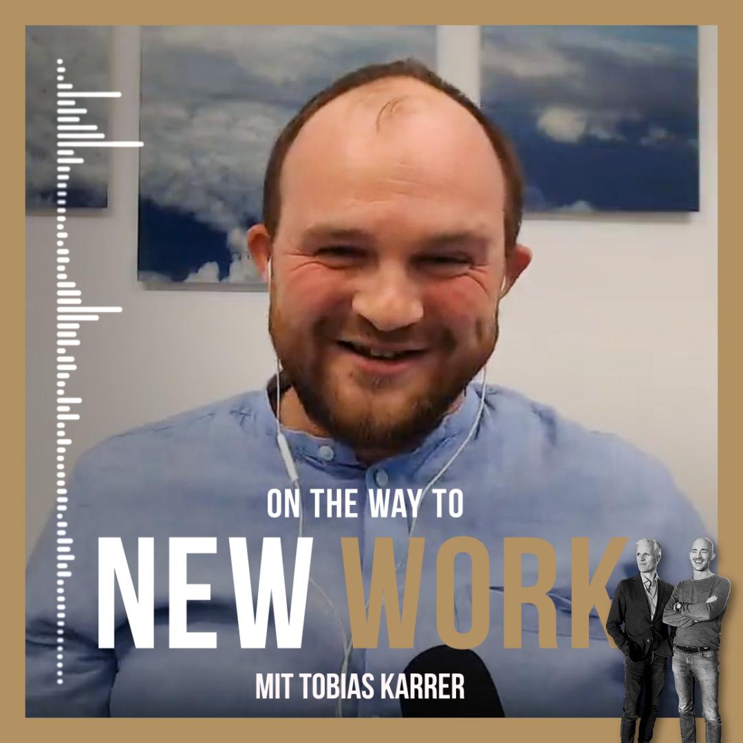 #258 mit Tobias Karrer, Abteilungsleiter Marketing, Coach und Improschauspieler