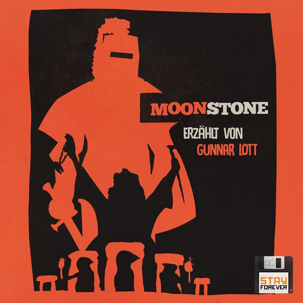 Zweite Reihe: Moonstone