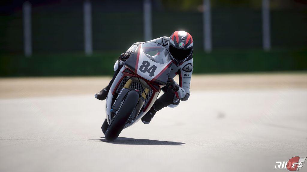 Ride 4 Test