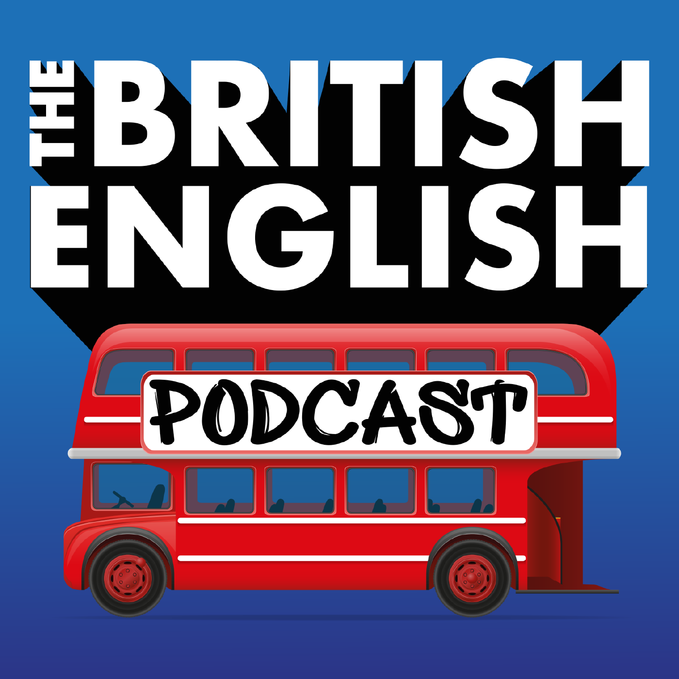 The British English Podcast podcast show image
