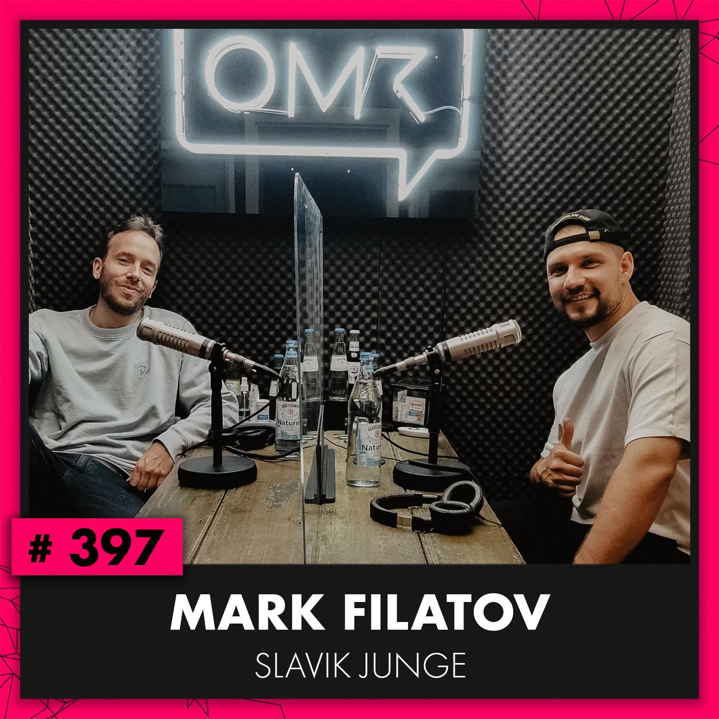 OMR #397 mit Mark Filatov alias Slavik Junge