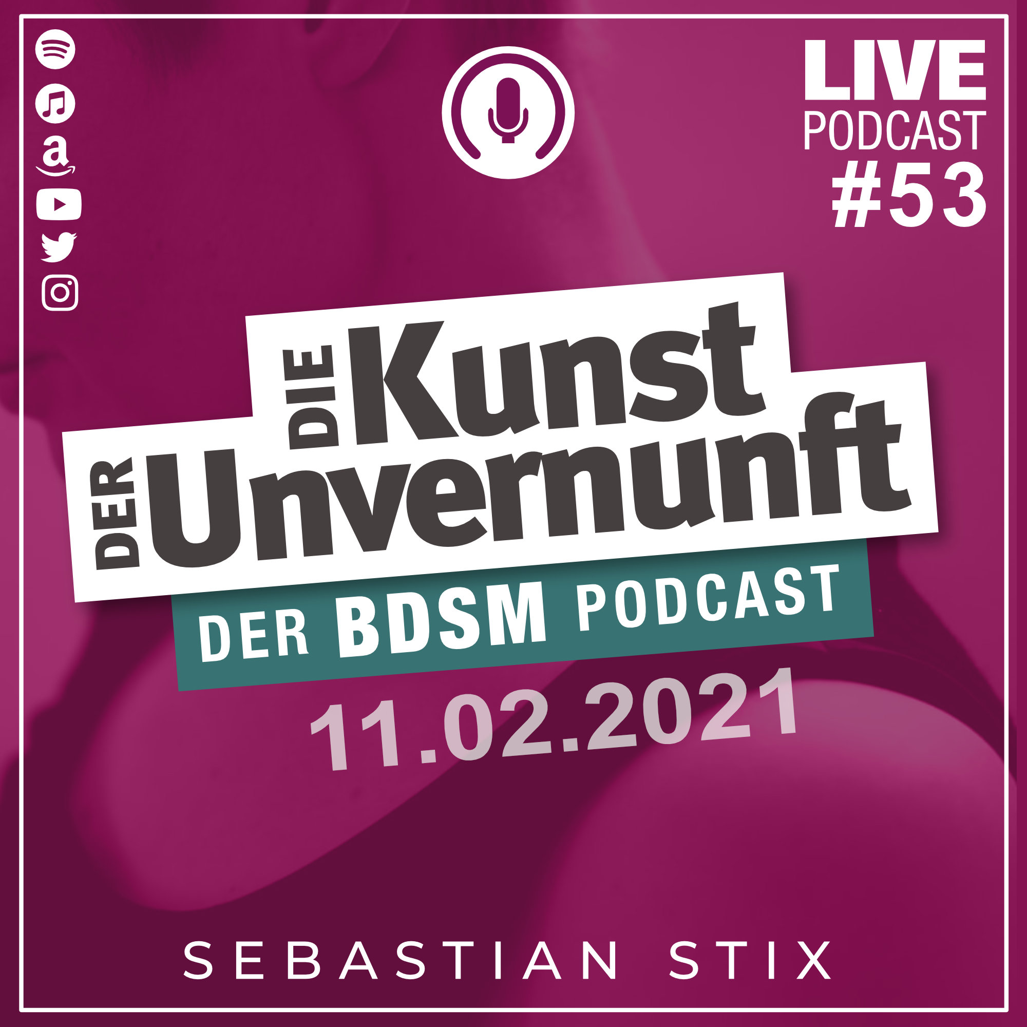 Unvernunft Live 11.02.2021 - Miteinander-Zeit
