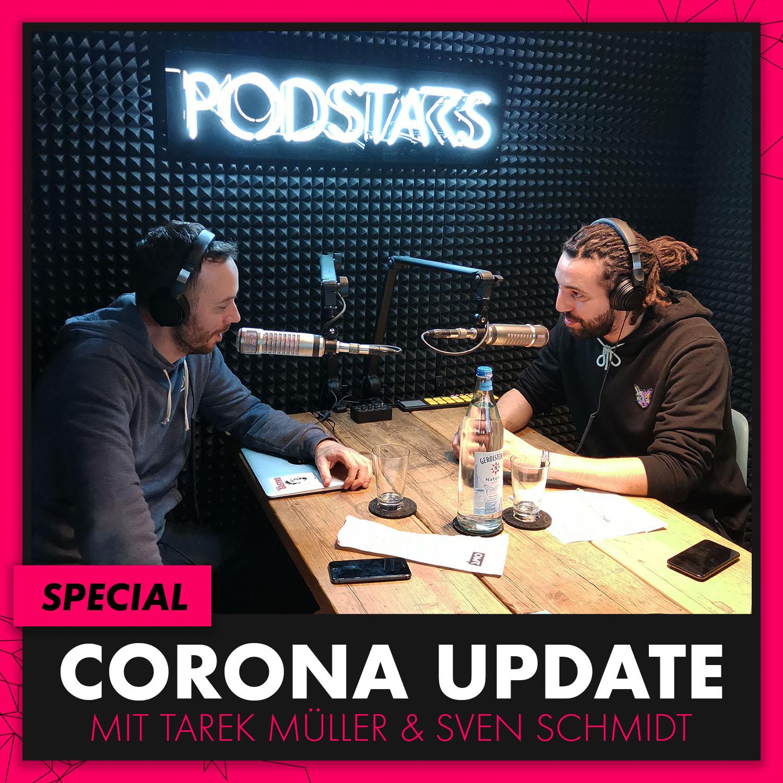 Special: Corona mit Sven Schmidt und Tarek Müller