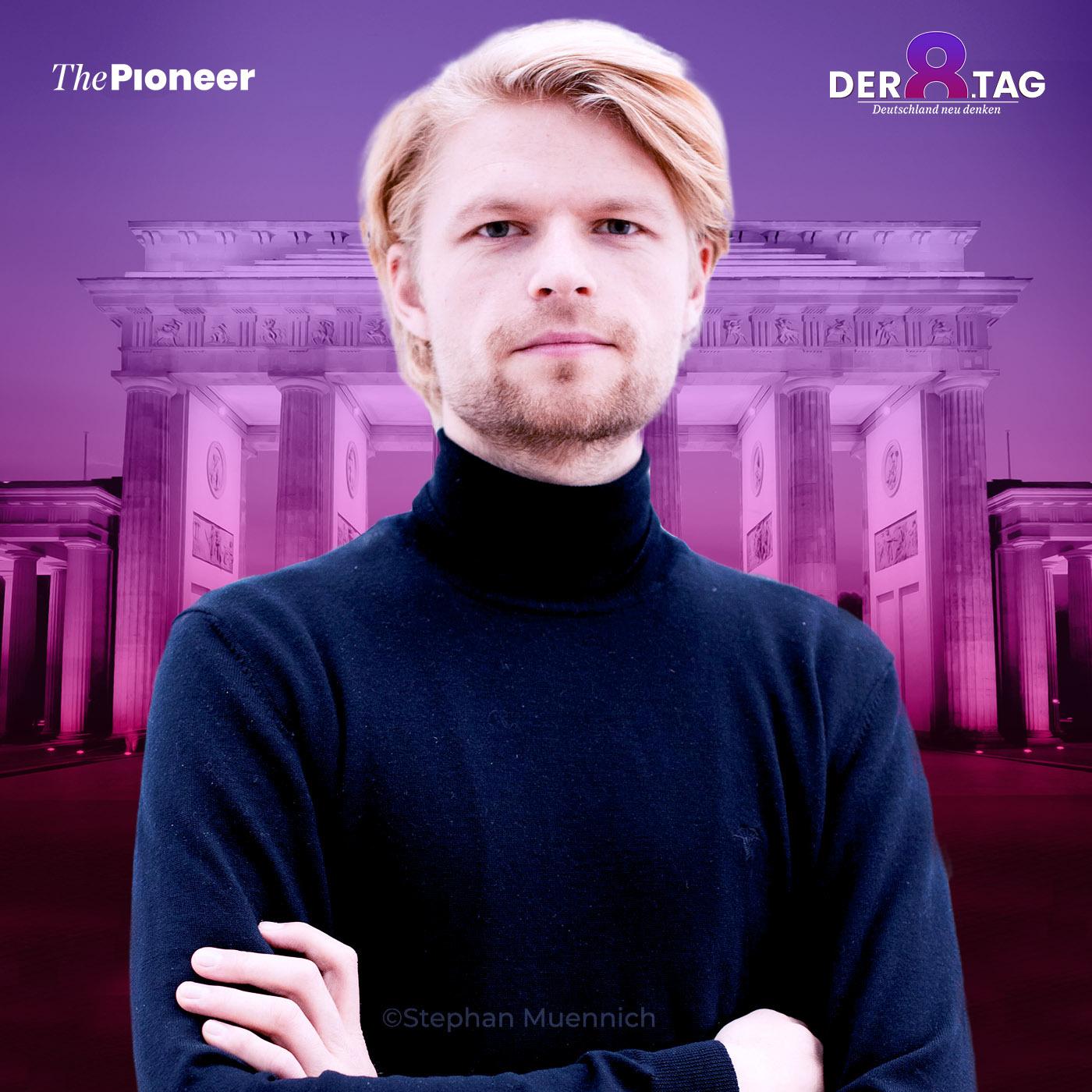 """#58 - Armin Steuernagel: """"Moralisches Unternehmertum"""""""