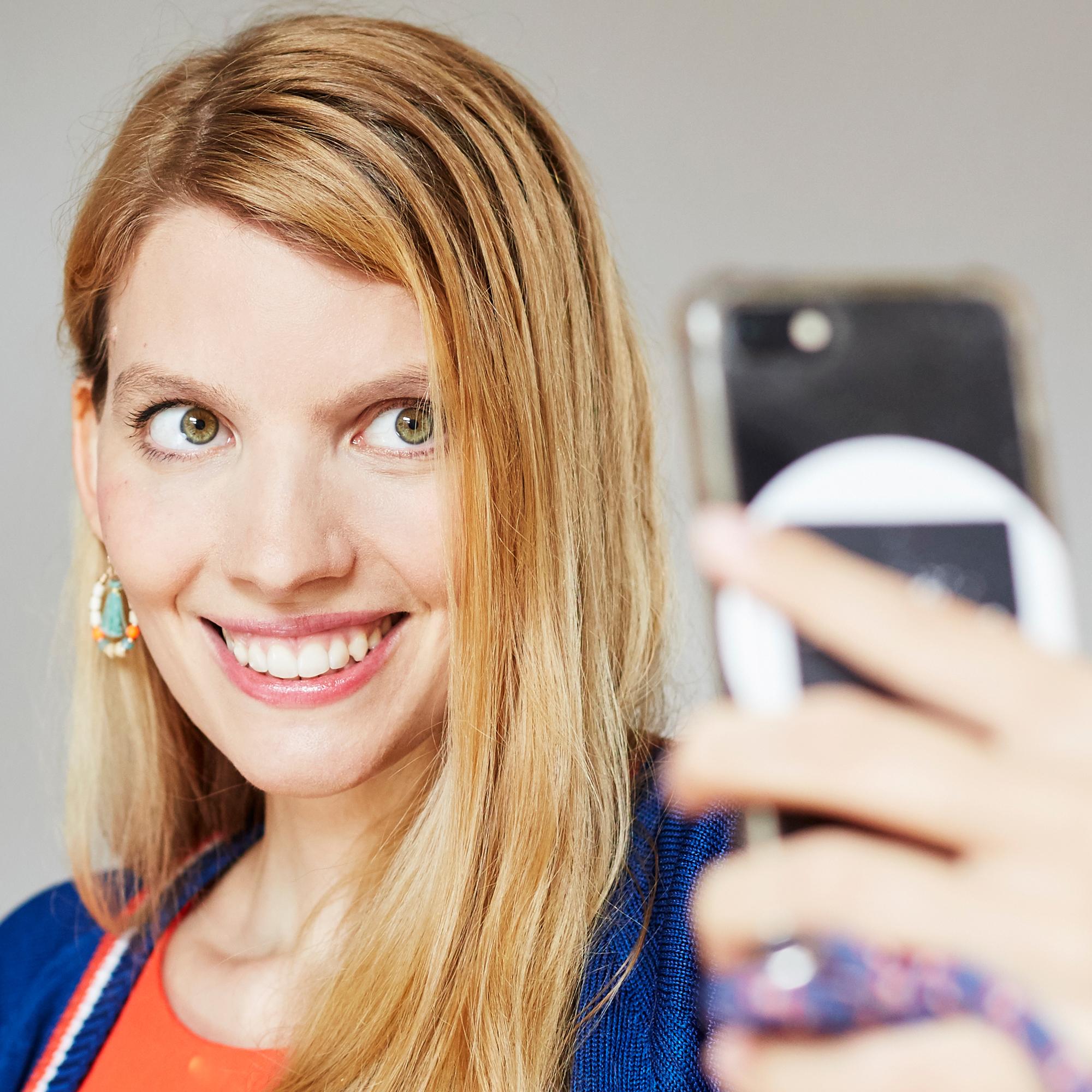 Video-Journalistin Lisa Altmeier über ihr Herzensmedium Internet.