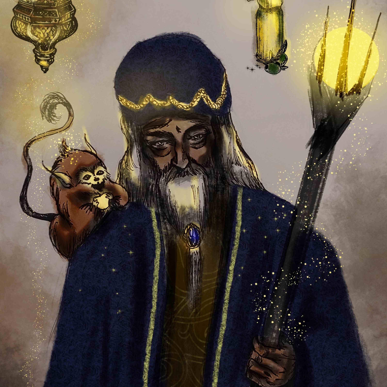 Eine Reise in das Reich der Magier - Teil 1