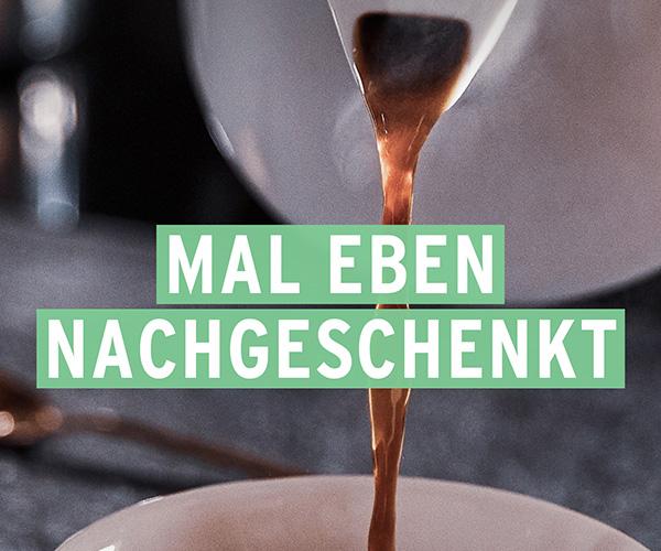 Über Glück, Slow Coffee & Yogahosen aus Kaffeefasern