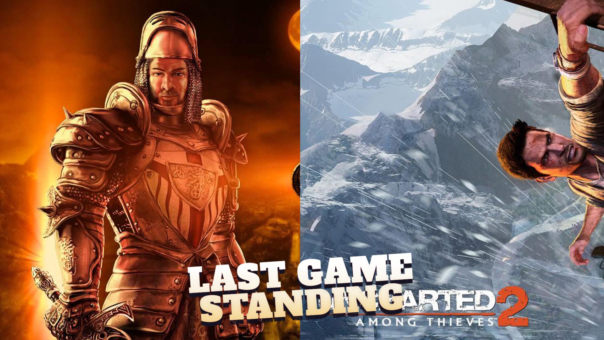 """Viertelfinale """"Bester zweiter Teil"""": Uncharted 2 vs. Gothic 2"""