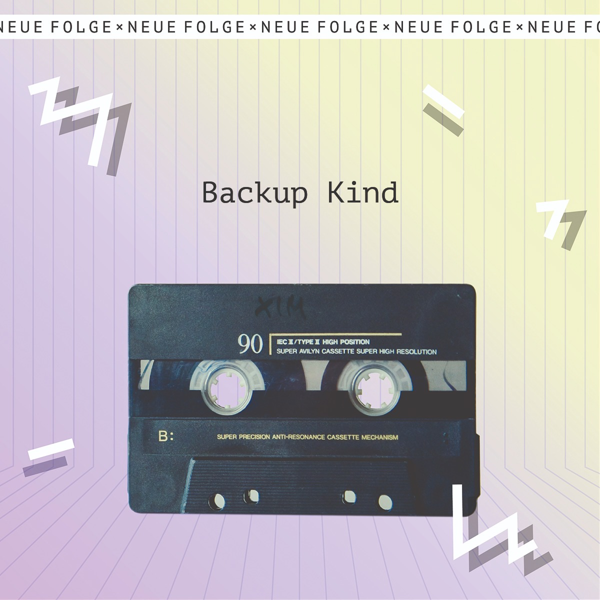 Backup Kind