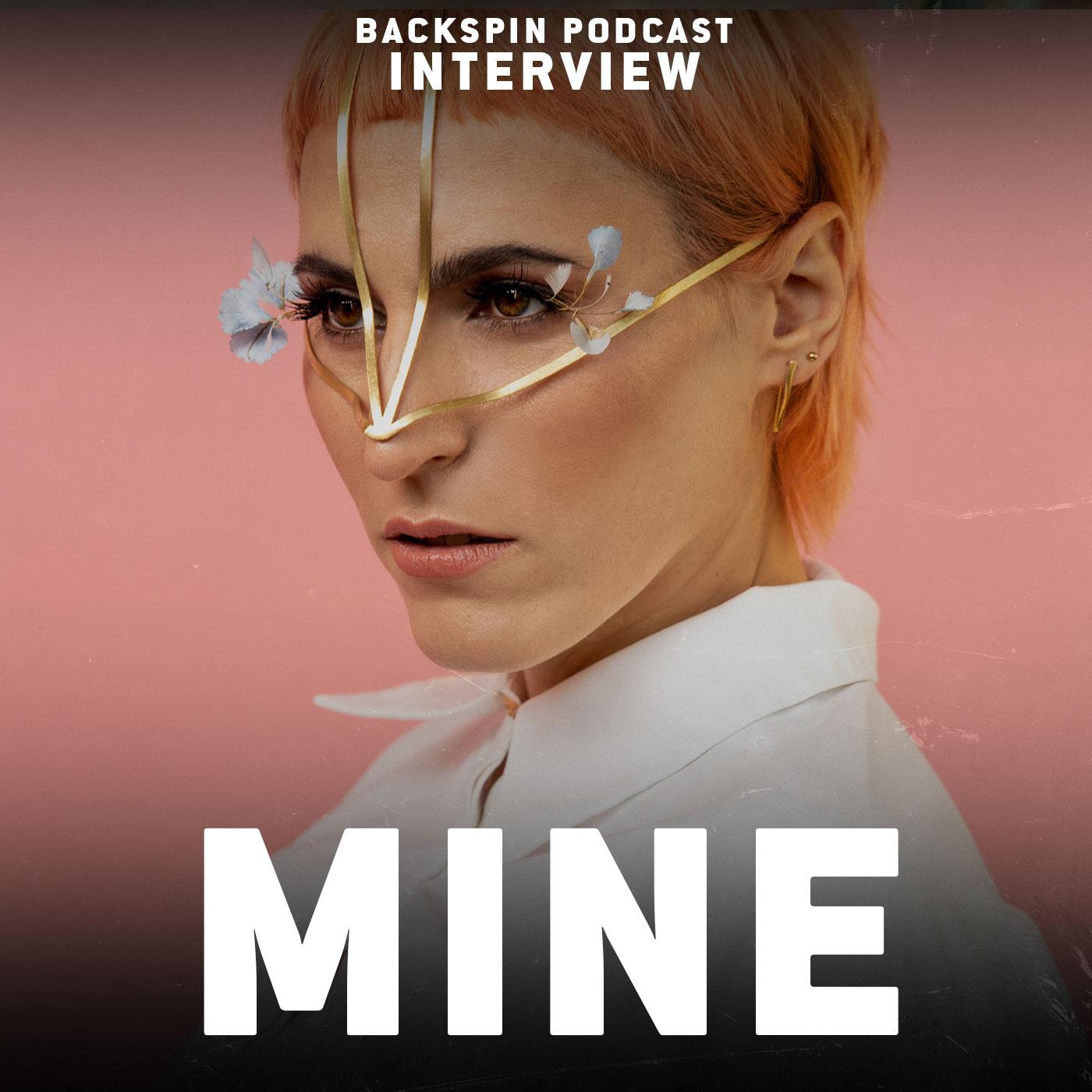 """#249 - Mine im Interview mit Simon: Album """"Hinüber"""", Musikmachen im Lockdown, Features, schlechte Musik uvm."""