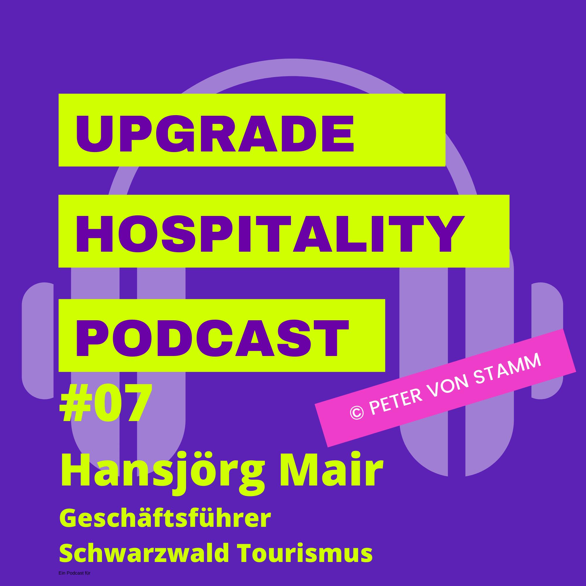 #07: Was hat Mario Draghi mit dem Tourismus in Deutschland zu tun? Hansjörg Mair klärt auf