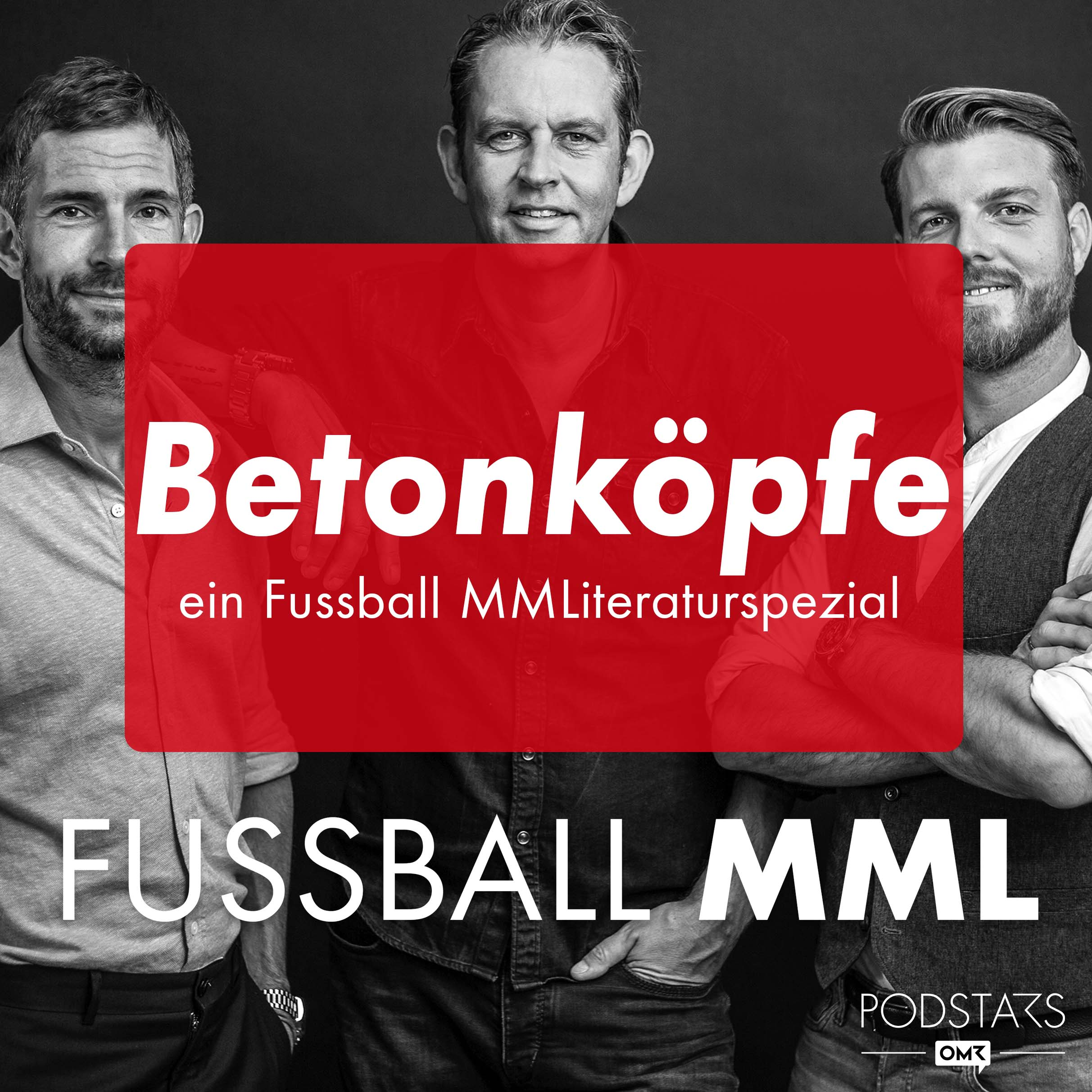 Betonköpfe – ein Fussball MMLiteraturspezial