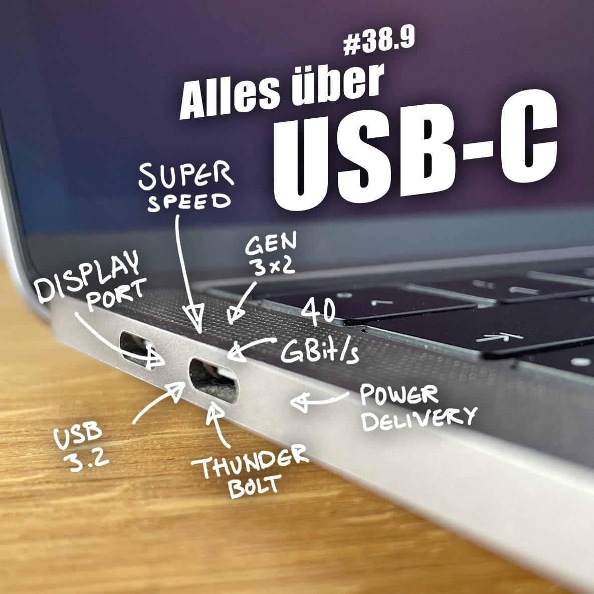 Quantenrechner gefährden Verschlüsselung und Alleskönner USB-C | c't uplink 38.9