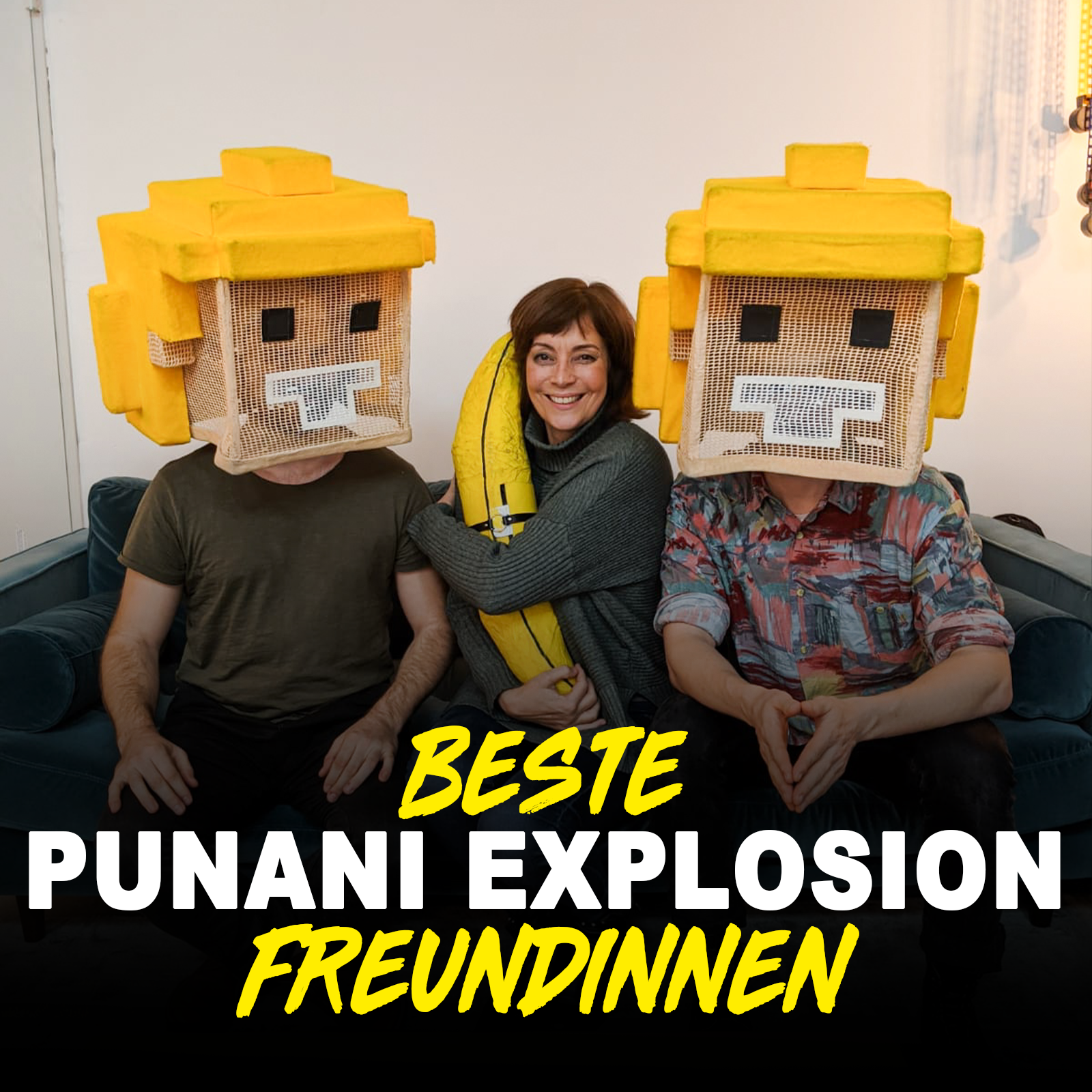 Punani Explosion mit Ann-Marlene Henning