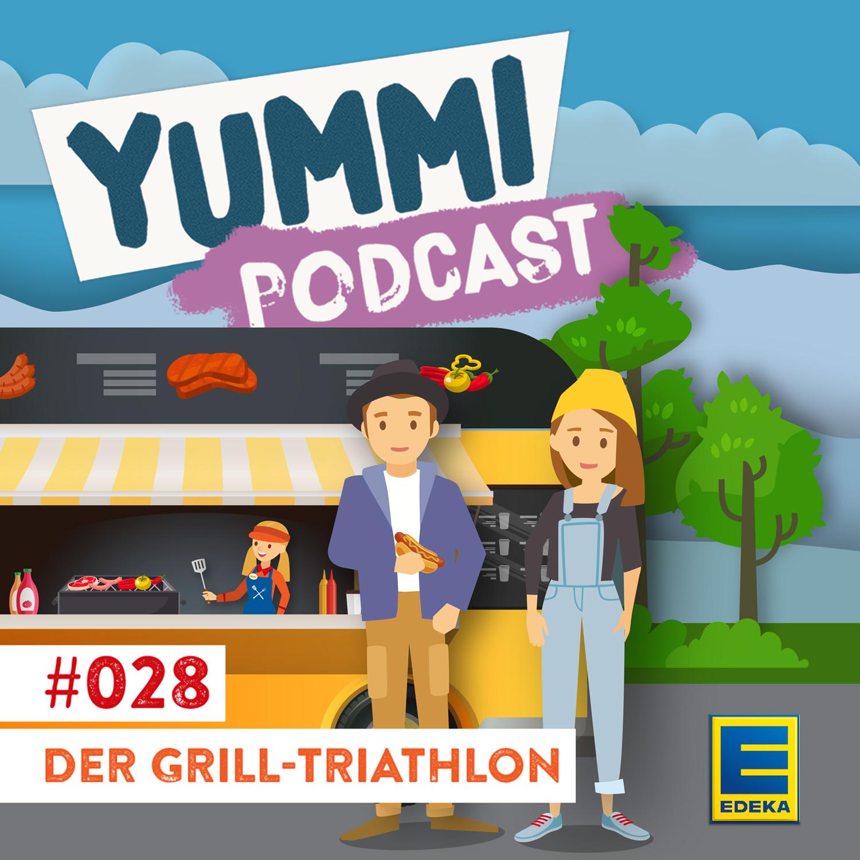 Der Grill Triathlon
