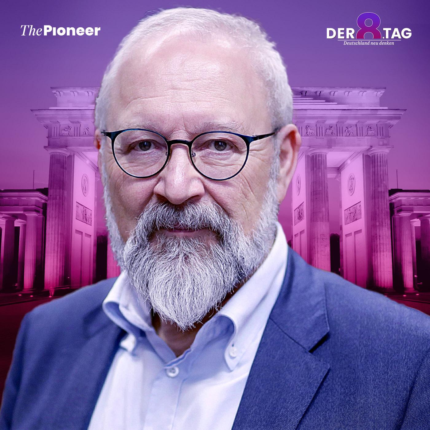 Der achte Tag #42 - Prof. Dr. Herfried Münkler: Räume der Autarkie schaffen
