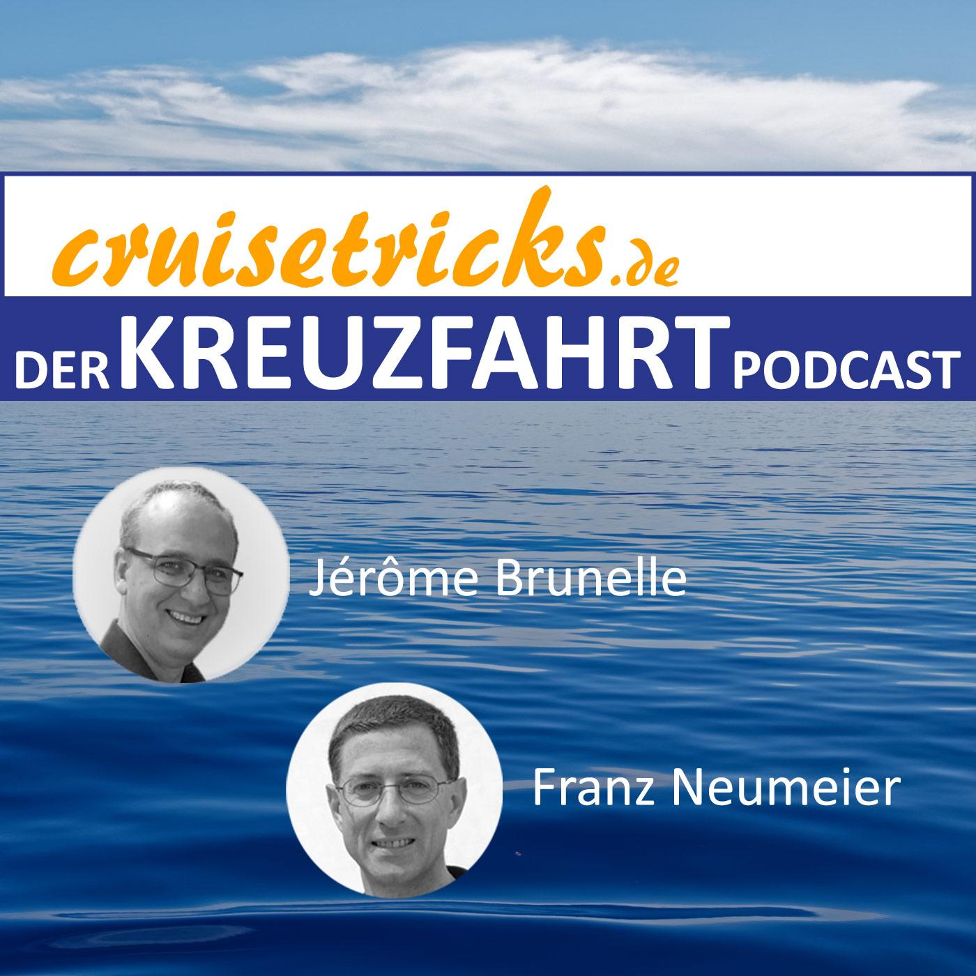 Podfanatic Podcast Cruisetricksde Der Kreuzfahrt