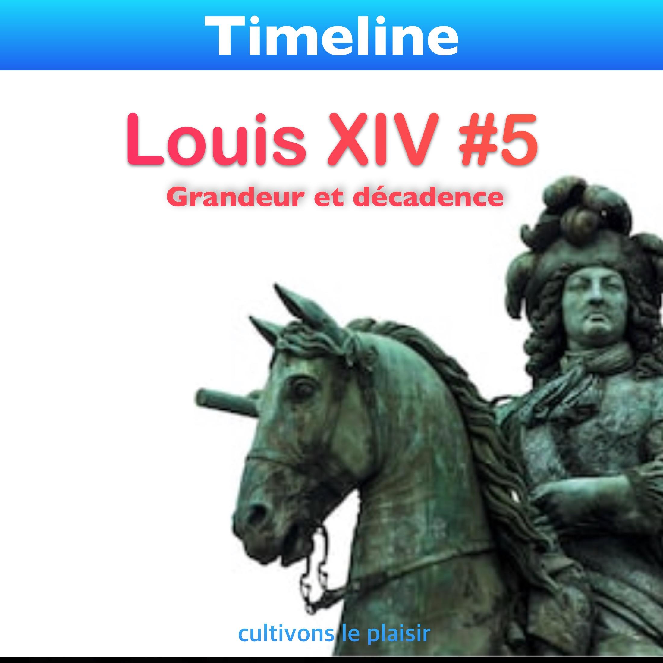 Louis XIV - #5