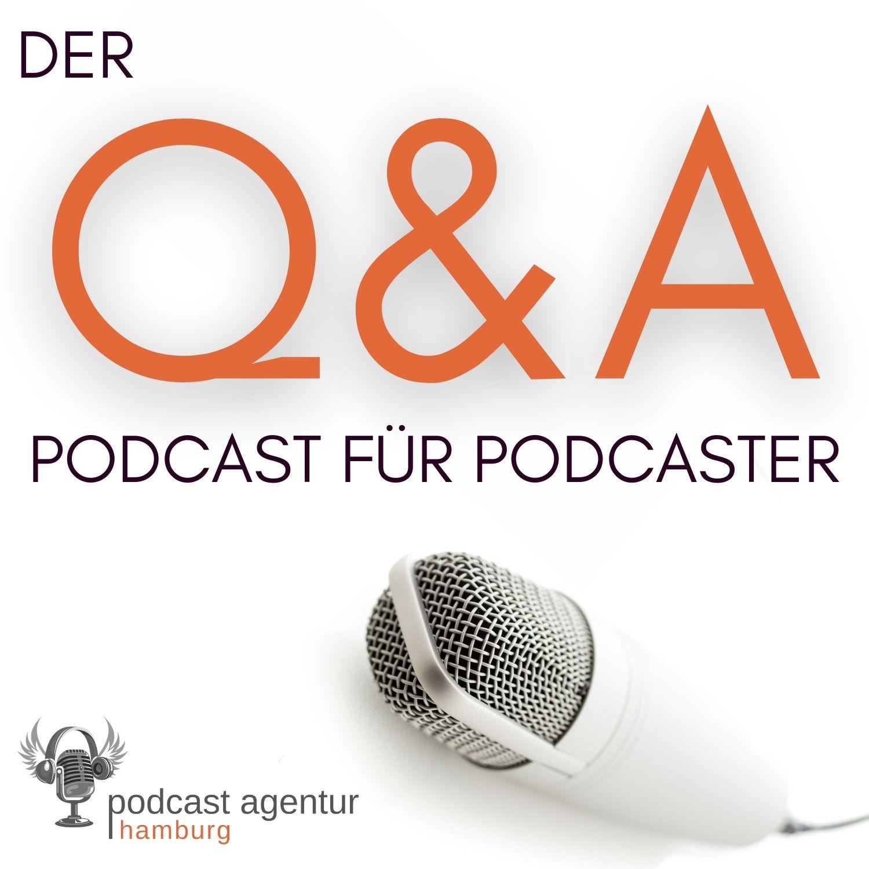 Der Q&A Podcast für Podcaster