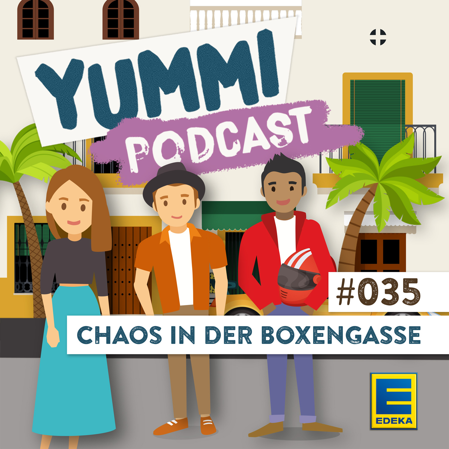 Chaos in der Boxengasse