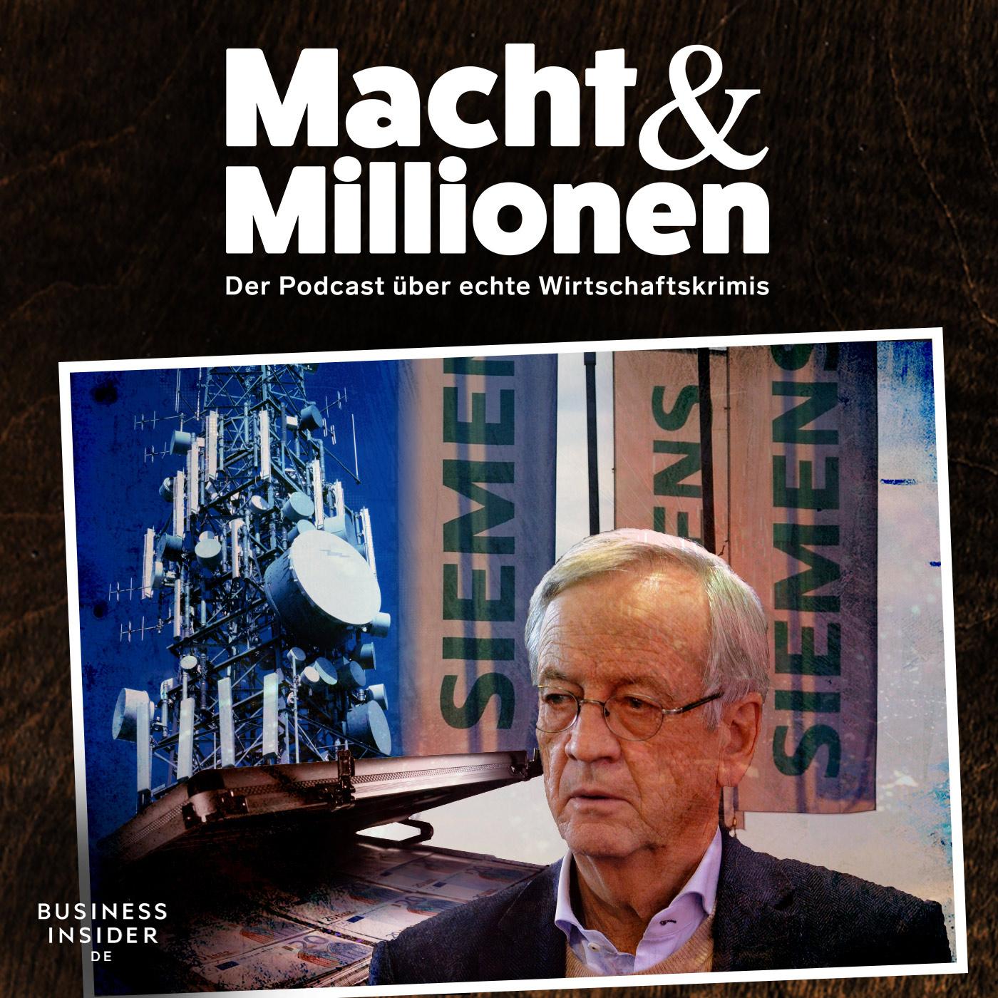 #20 Das System Siemens: Der größte Schmiergeldskandal Deutschlands