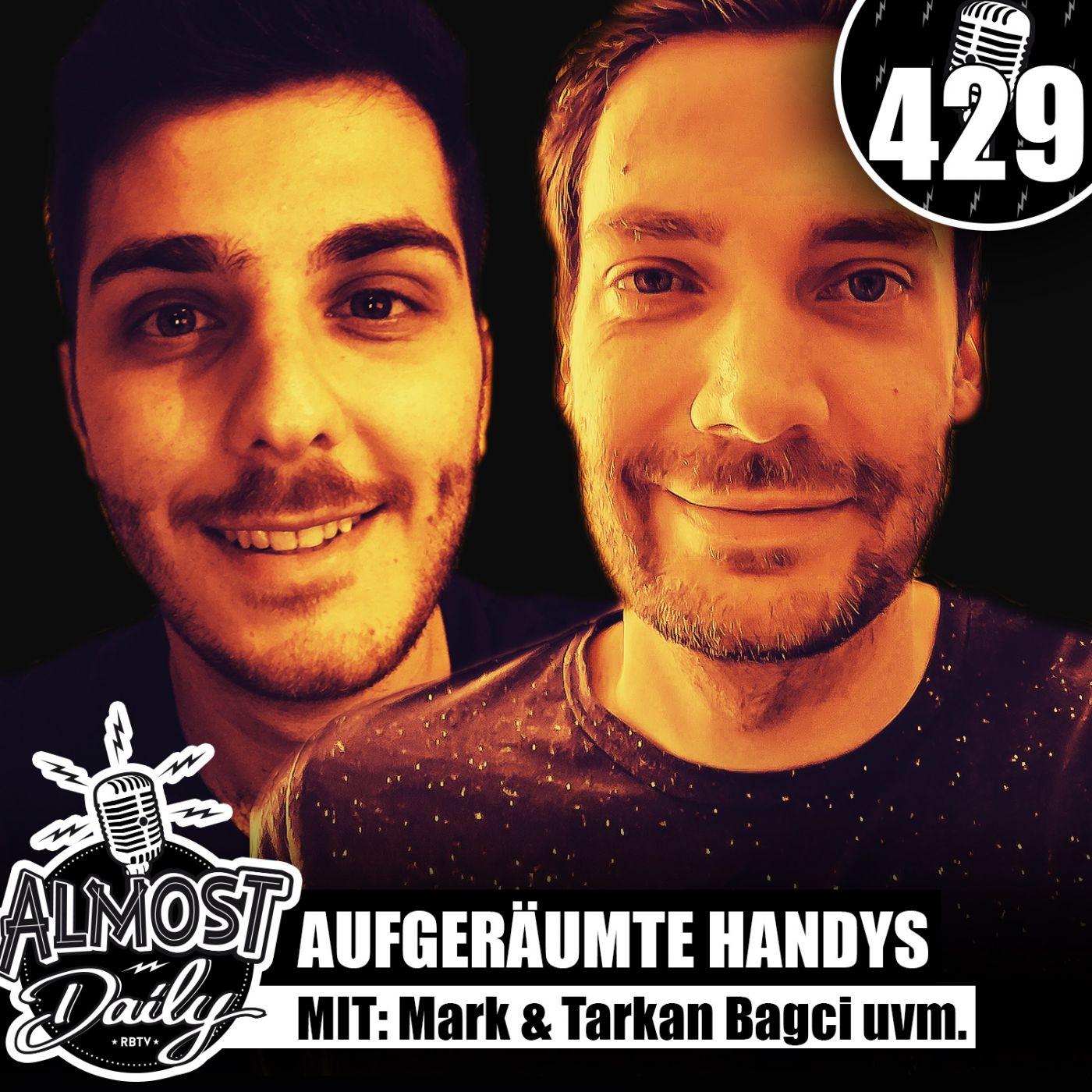 #429: Aufgeräumte Smartphones - Mark, Andreas, Fabian & Tarkan (NeoMagazin)