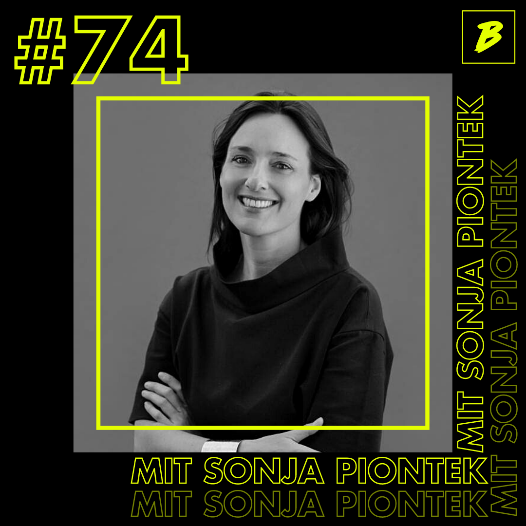 #74 über die Kunst, um Hilfe zu bitten und anzunehmen mit Sonja Piontek