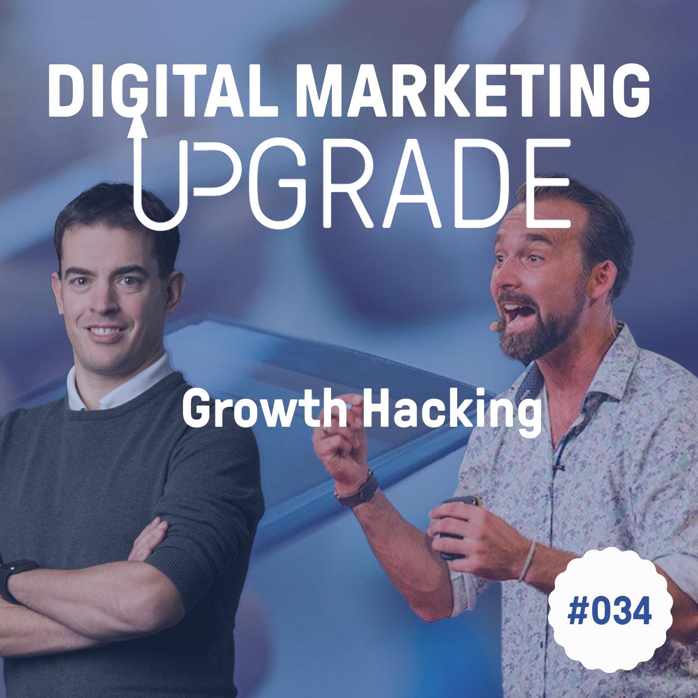 Growth Hacking - mit Hendrik Lennarz #034