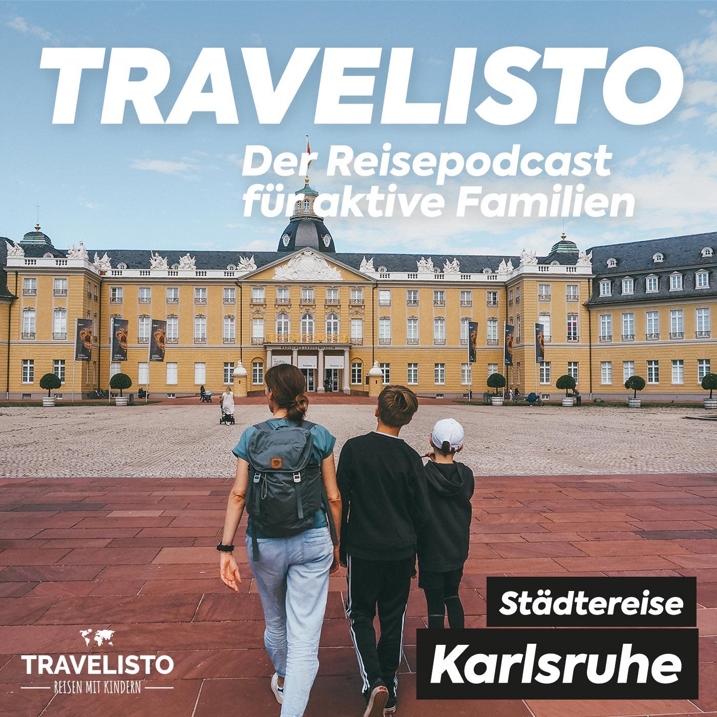 Städtetrip mit der Familie nach Karlsruhe