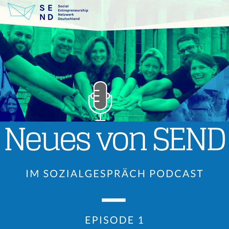 Neues von SEND, Episode 1: Start und Unterstützungsbedarf