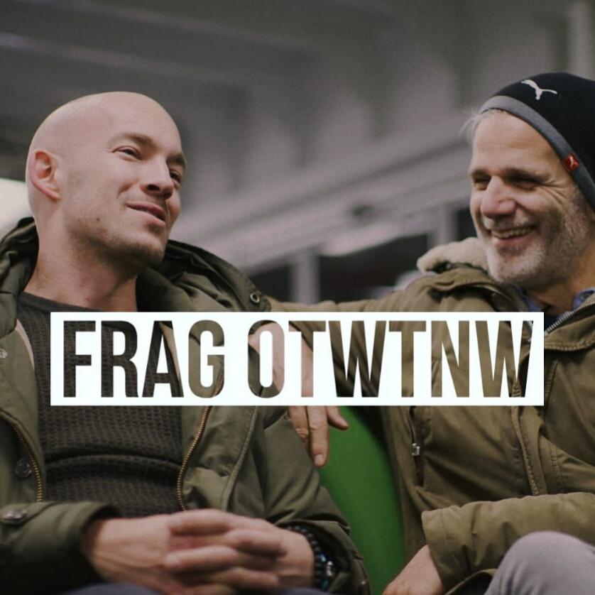 Frag #OTWTNW - Jeff Bezos, Selbstorganisationsmethoden, GTD