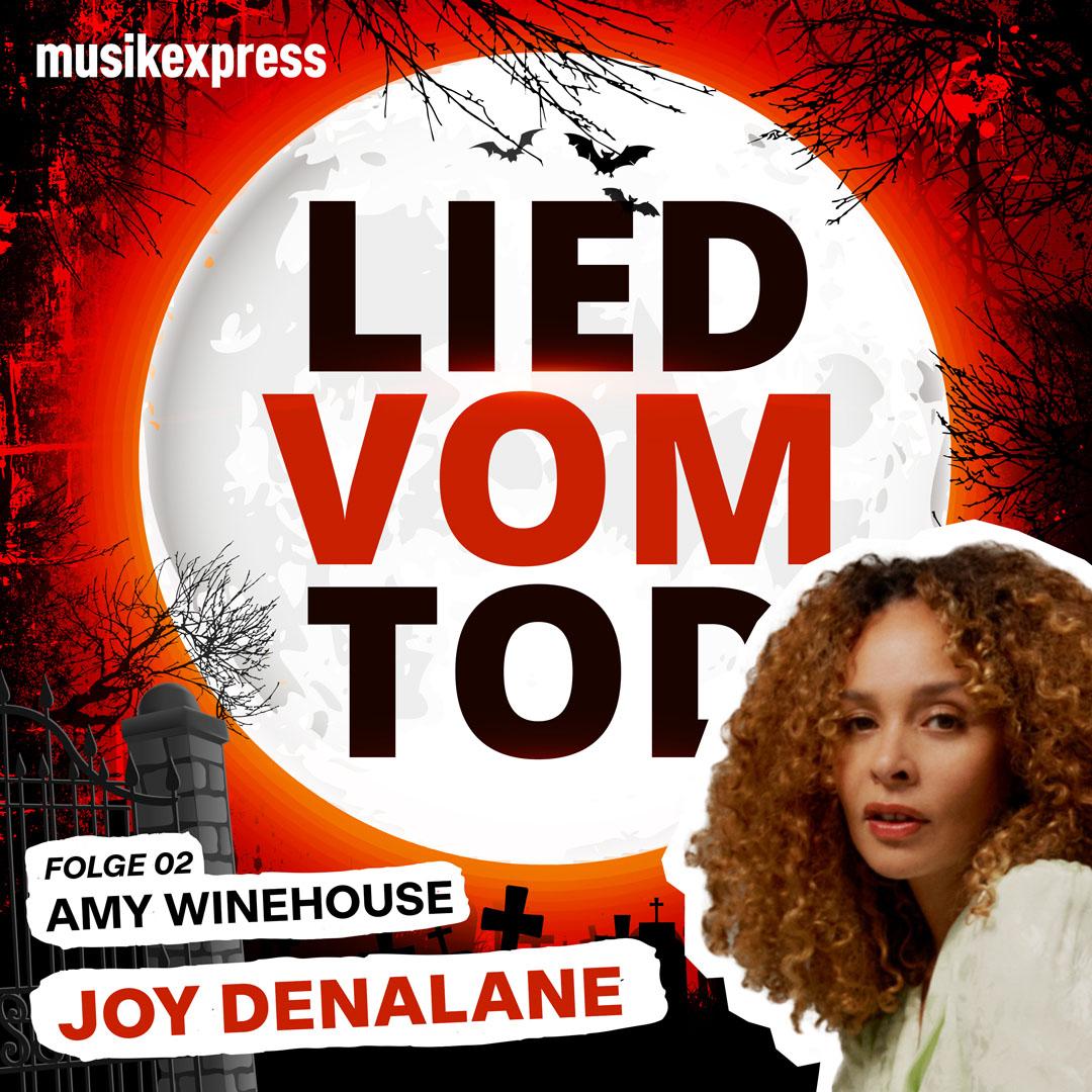 Folge 2: Joy Denalane über Amy Winehouse