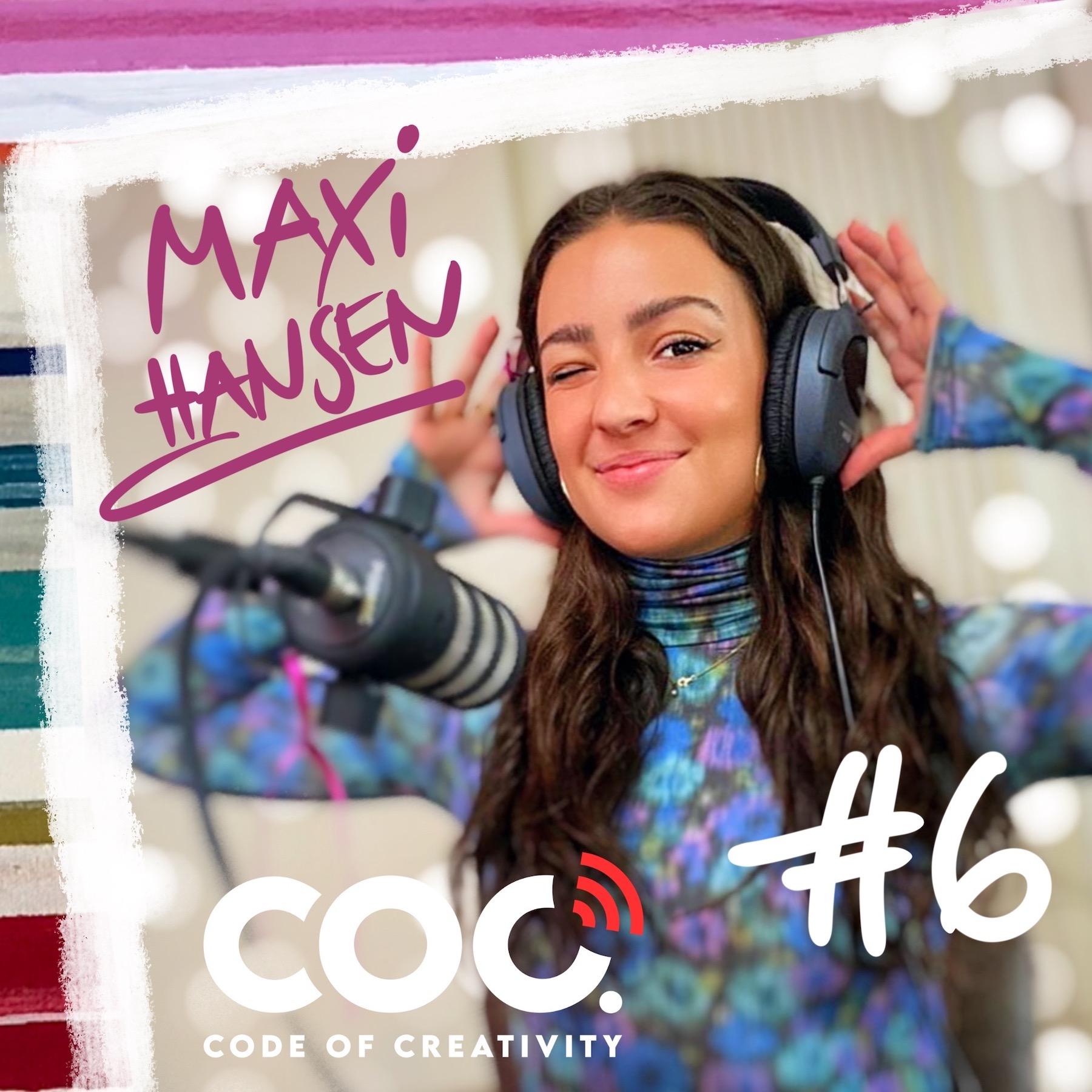 #6 Maximiliane Hansen - Digital Creator
