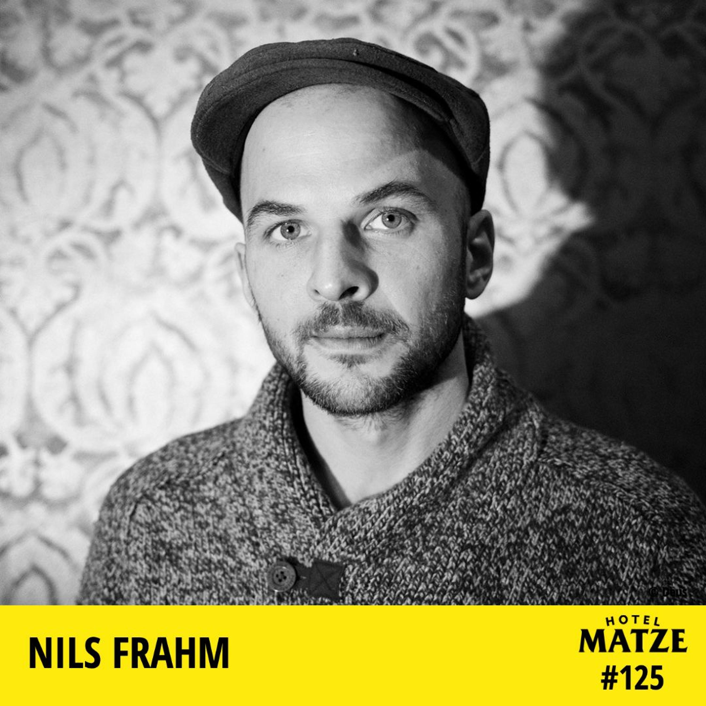 Nils Frahm – Wie schafft man es sein eigenes Ding zu machen?