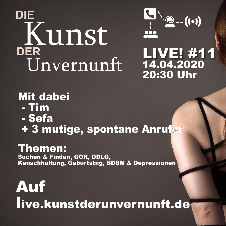 Unvernunft LIVE v. 24.04. - Heute mit allem!