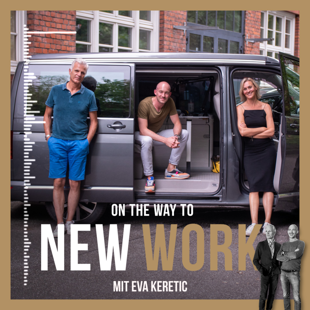 #228 mit Eva Keretic, Singer/Songwriter und Agricultural Innovation Advocate
