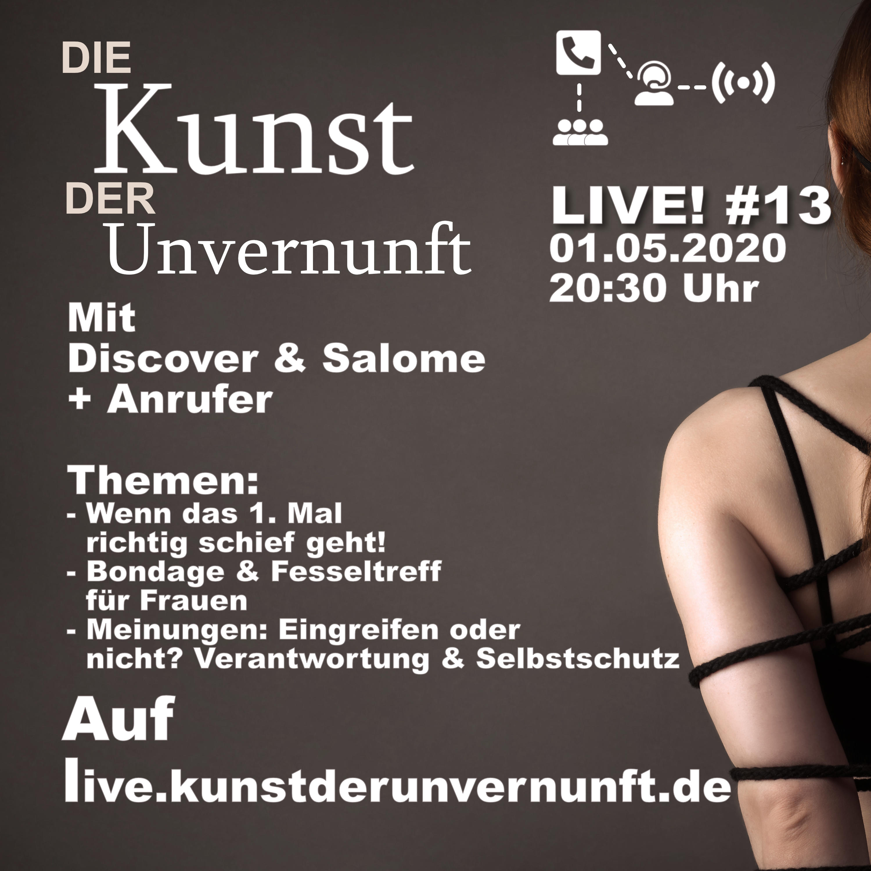 Unvernunft LIVE v. 01.05. - Verantwortung!