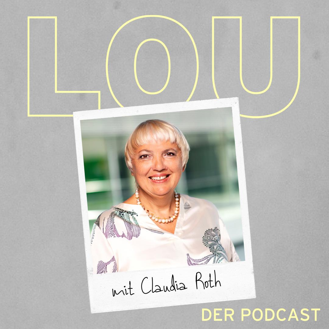 #91 Claudia Roth - Wie viel Hate Speech und Fake News sind ertragbar?
