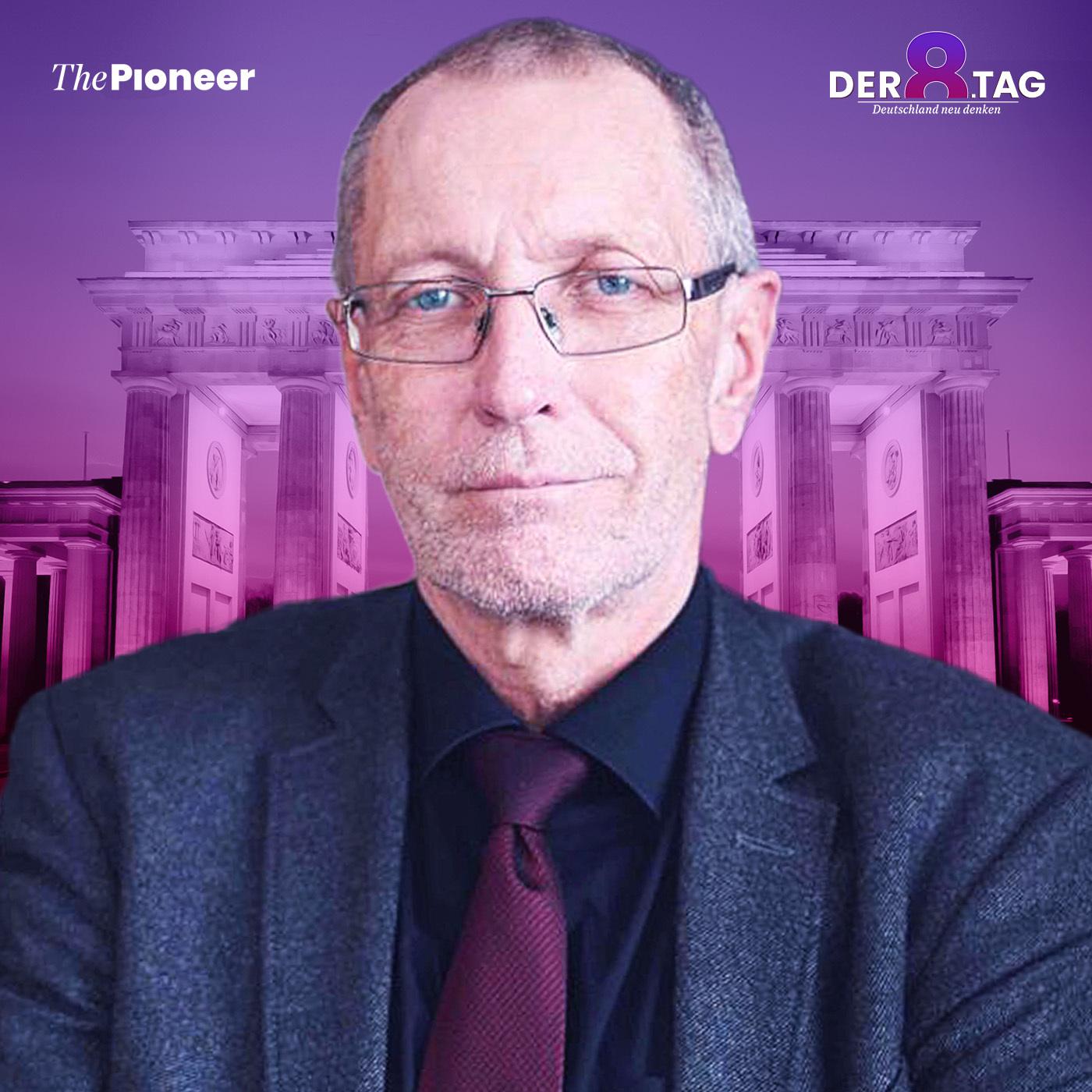 """Der achte Tag #46 - Konrad Paul Liessmann: """"Lust auf Bildung"""""""