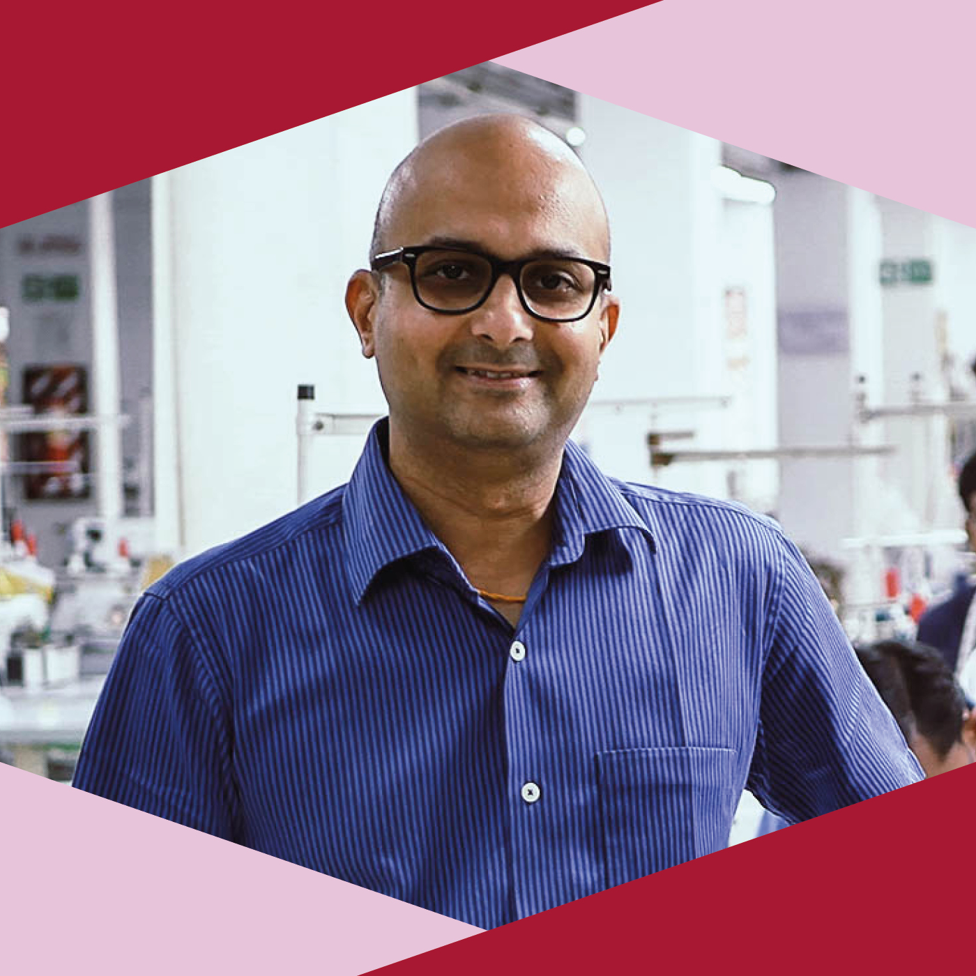 #19 Interview with Amit Narke: Get to know our textile producer