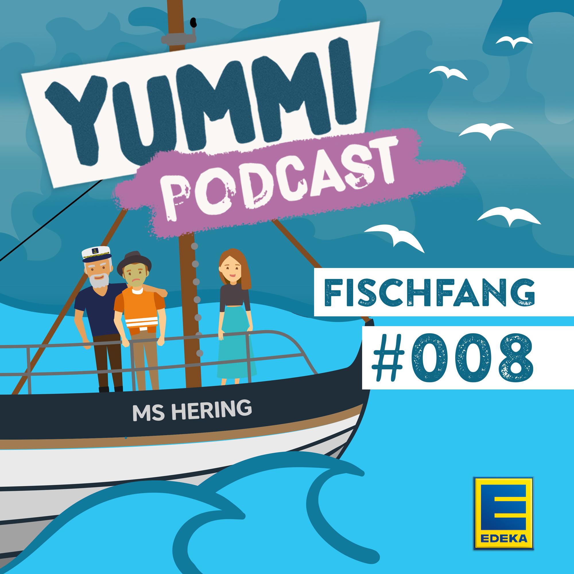 Vom Fischfang und der hohen See