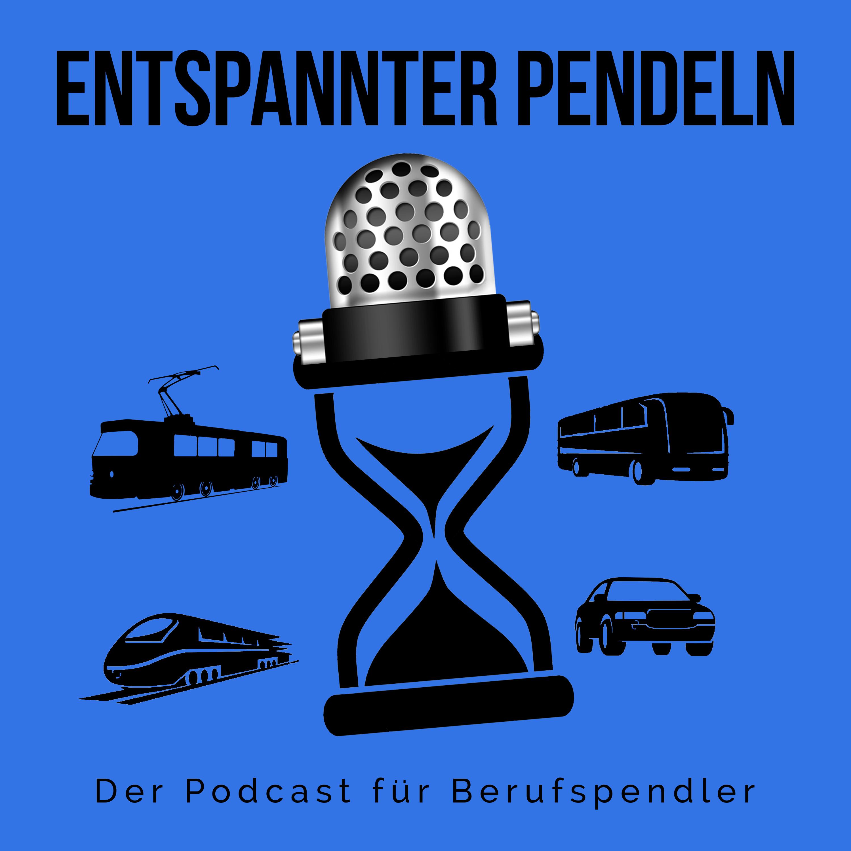 Entspannter Pendeln - Der Podcast für entspannte Berufspendler