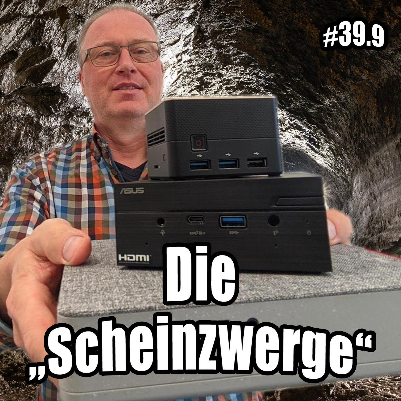Scheinzwerge: Alles über Mini-PCs | c't uplink 39.9