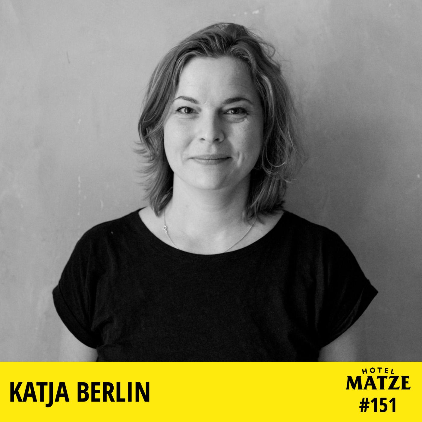 Katja Berlin – Warum nimmt man Humor nicht ernst?