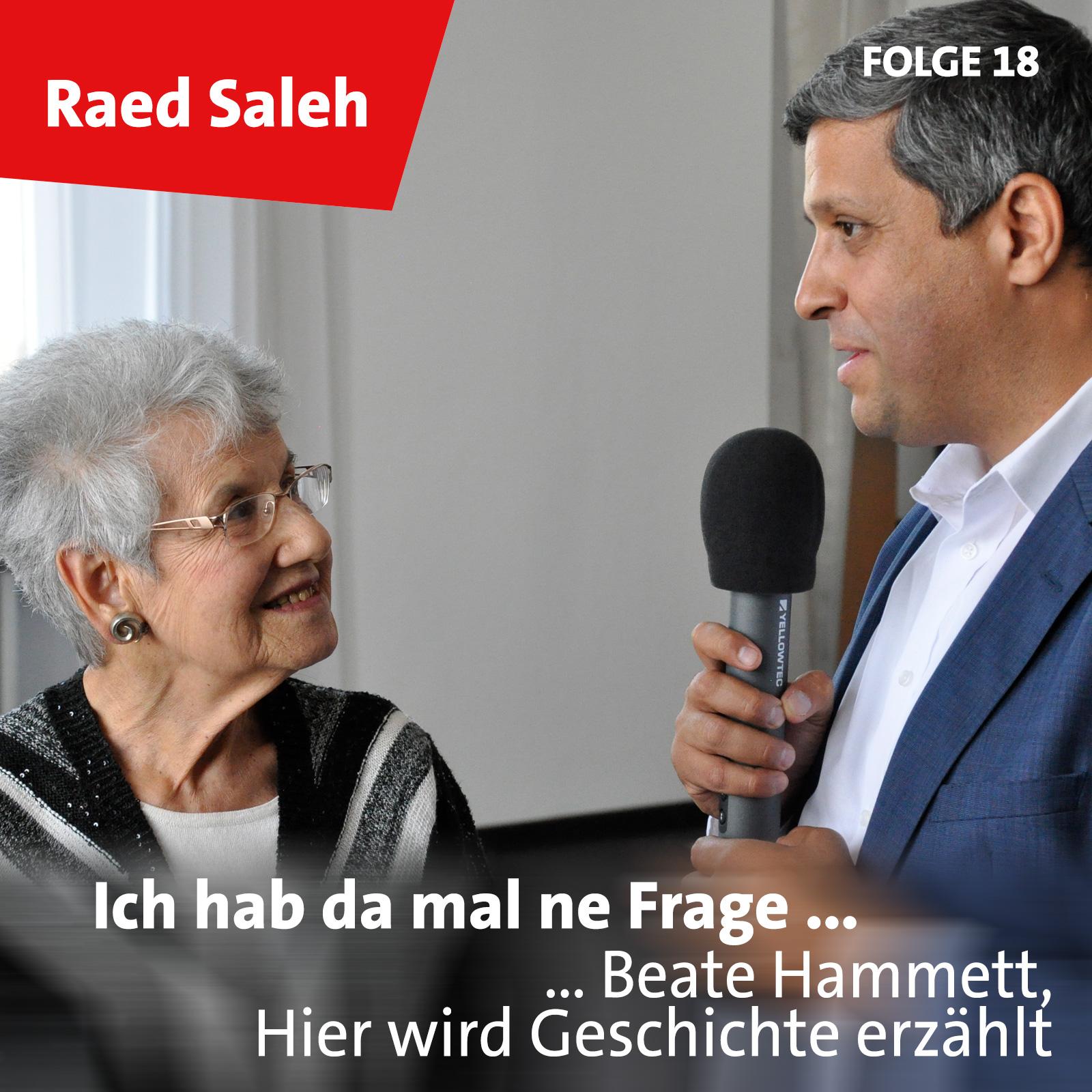 Folge 18: Beate Hammett