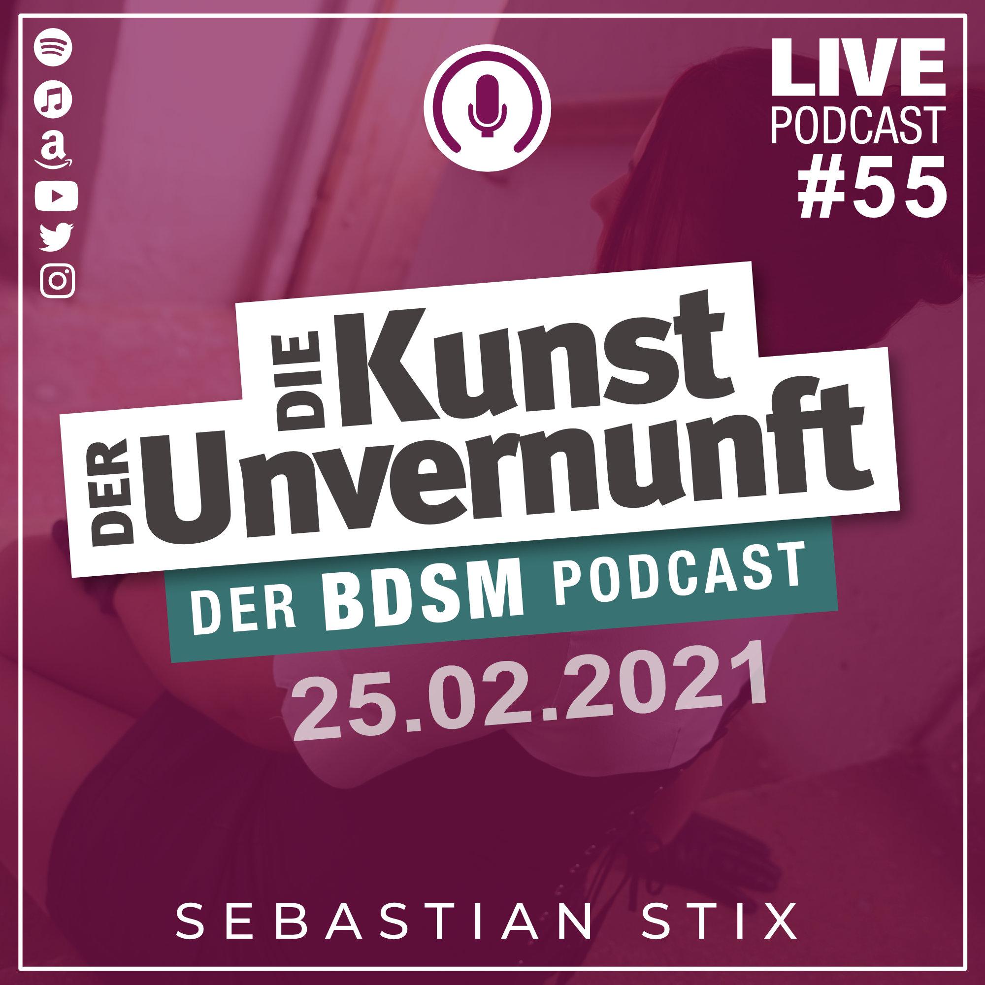 Unvernunft Live 25.02.2021 - Widerwillige Feminisierung