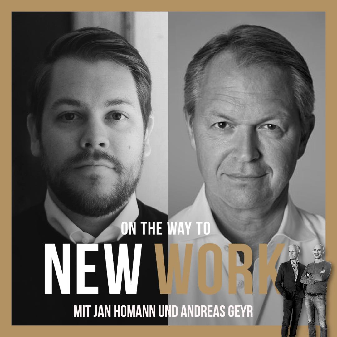 #269 mit Jan Homann und Andreas Geyr