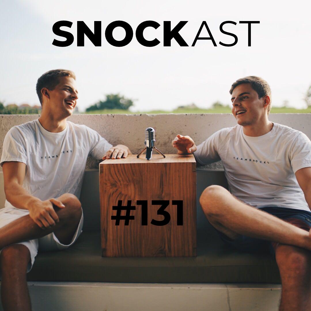 #131 – #aboutsnocks – Arbeiten zusammen mit den besten Freunden, funktioniert das überhaupt?